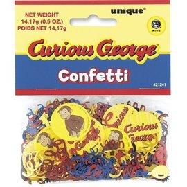 Confetti-Curious George-0.5oz
