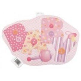 Cutout-Stitching Pink-Paper-16.5''x11''