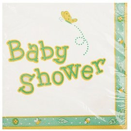 Napkins-LN-Disney Baby Shower-16pk-2ply - Discontinued