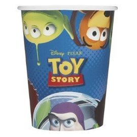 Cups-Toy Story-Paper-9oz-8pk - Discontinued