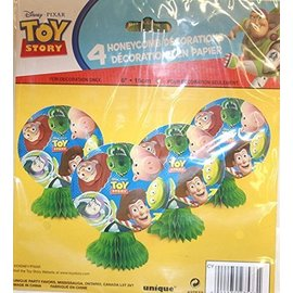 Centerpiece-Toy story-4pk (Discontinued)