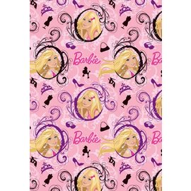 "Gift Wrap-Barbie-1pkg-30""x5ft"