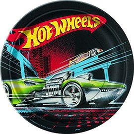 Plates-BEV-Hot Wheels-8pk - Discontinued