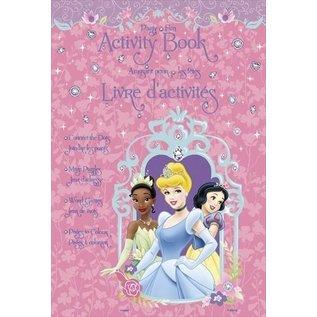 Activity Book-Princess-4pk