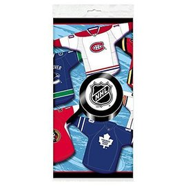 Table Cover-NHL-Plastic-54'' x 84''