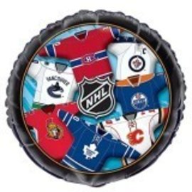 Foil Balloon - NHL - 18''