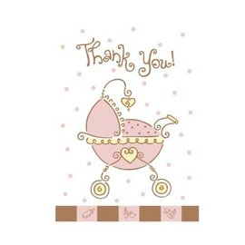 Thank You Cards-Baby Joy-8pk