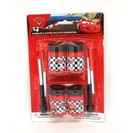 Bubbles-Disney Pixar Cars-4pk
