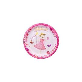 Plates LN-Pinkalicous-8pk-Paper (Discontinued)