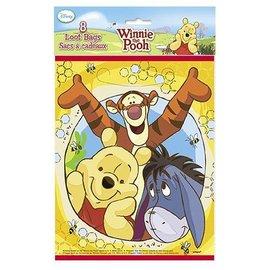 Loot Bags-Winnie the Pooh-8pk