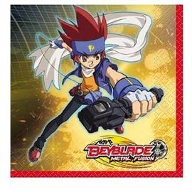 Napkins-LN-Beyblade-16pk-2ply (Discontinued)