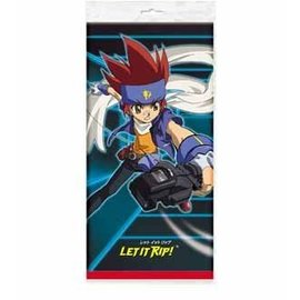 Table Cover-Beyblade-Plastic-54'' x 84''