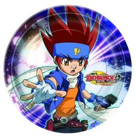 Plates-BEV-Beyblade-8pk-Paper  (Discontinued)