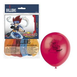 Balloons-Latex-Beyblade-8pk (Discontinued)