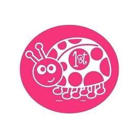 Cutouts-1st Bday Ladybug-10pk