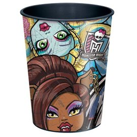 Cup-Monster High-Plastic-16oz