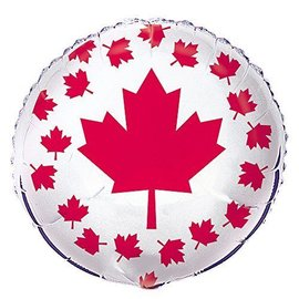 Foil Balloon - Canada Day - 18''