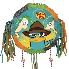 Pinata-Phineas and Ferb-18''
