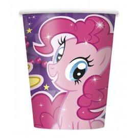Cups-My Little Pony-Paper-9oz-8pk