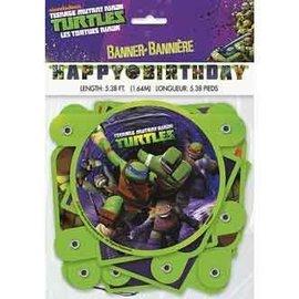 Banner-Ninja Turtles-Paper-5.38Ft