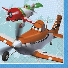 Napkins-LN-Disney Planes-2ply-16pk - Discontinued