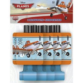 Blowouts-Disney Planes-8pk (Discontinued)
