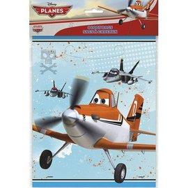 Loot Bags-Disney Planes-Plastic-8pk (Discontinued)