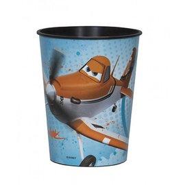 Cup-Disney Planes-Plastic-16oz - Discontinued