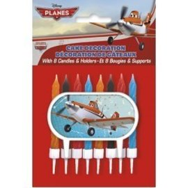 Candles-Disney Planes-9pk (Discontinued)