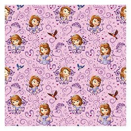 Gift Wrap-Sofia the First-30'' x 5'