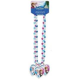 Bead Necklace-Frozen-3pk