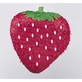 Pinata - Strawberry-18''x16''