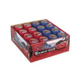 Bubbles-Box-Disney Pixar Cars-16pk