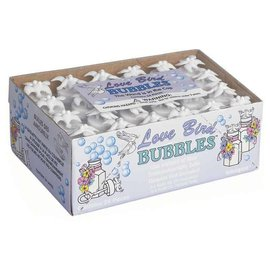 Bubbles - Love Bird-24pk