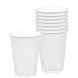 Cups-Frosty White-20pkg/16oz-Plastic