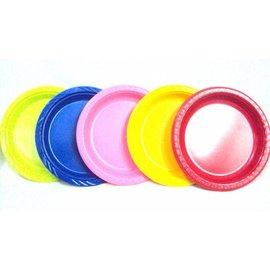 Plastic Plates 20Pc