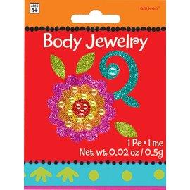 Body Jewlery- Mexican Fiesta
