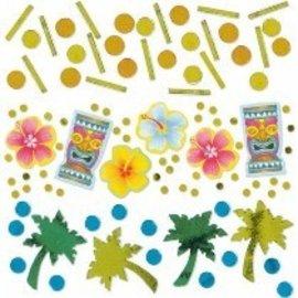 Confetti- Tiki Luau-Palm Tree-1.2oz