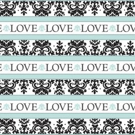 love wrapping paper-Always & Forever 5ft x 30 in