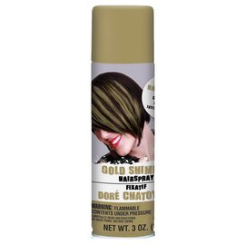 Hair Spray -Shimmer Gold