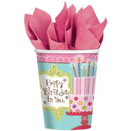 Cups-Sweet Stuff-Paper-9oz-8pk