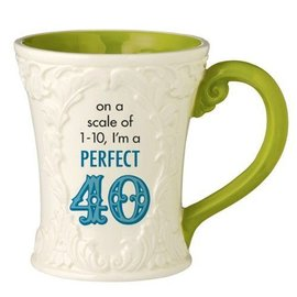 Coffee Mug-Perfect 40