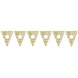 Banner- personalized gold-24pk/10.5'' x 8.5''