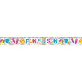 Banner-Fun in the Sun-Foil-9ft