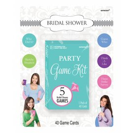 Party Games-Bridal Shower