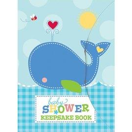 Keep Sake Book-Ahoy baby-8.25''