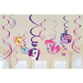 Danglers-Swirls-My Little Pony-12pk
