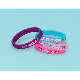 Bracelets-My Little Pony-4pk