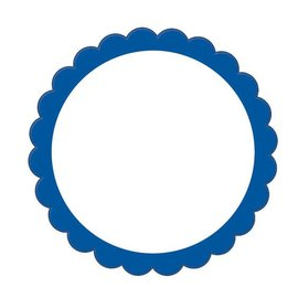 Labels -Royal Blue-20pk/2''
