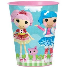 Cup-Lala Loopsy-Plastic-16oz - Discontinued